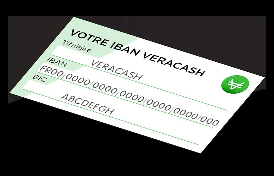 IBAN VeraCash