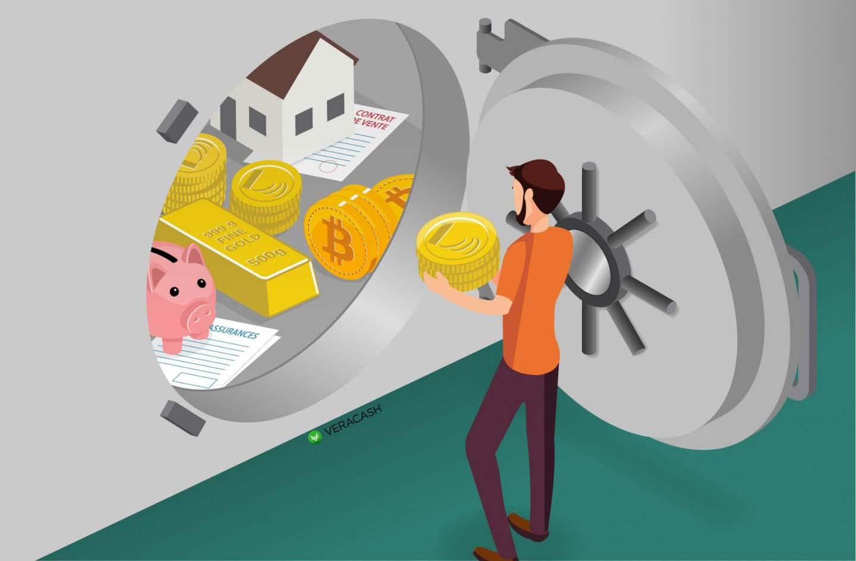 Pourquoi diversifier une partie de son épargne en or ?